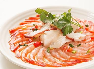 後味が爽やかなので肉より魚料理と好相性